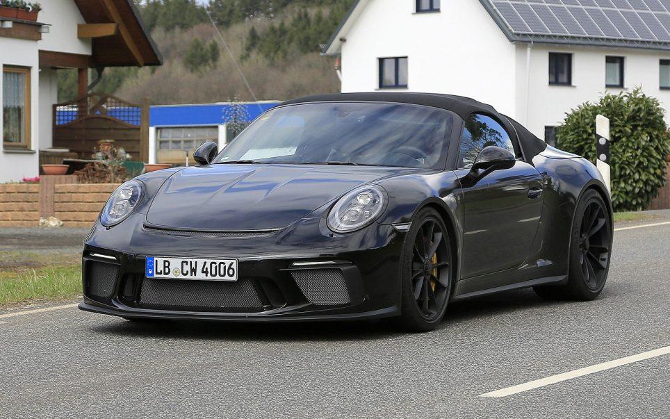 Moteur de GT3 pour la future Porsche 911 Speedster type 991 Lactue10