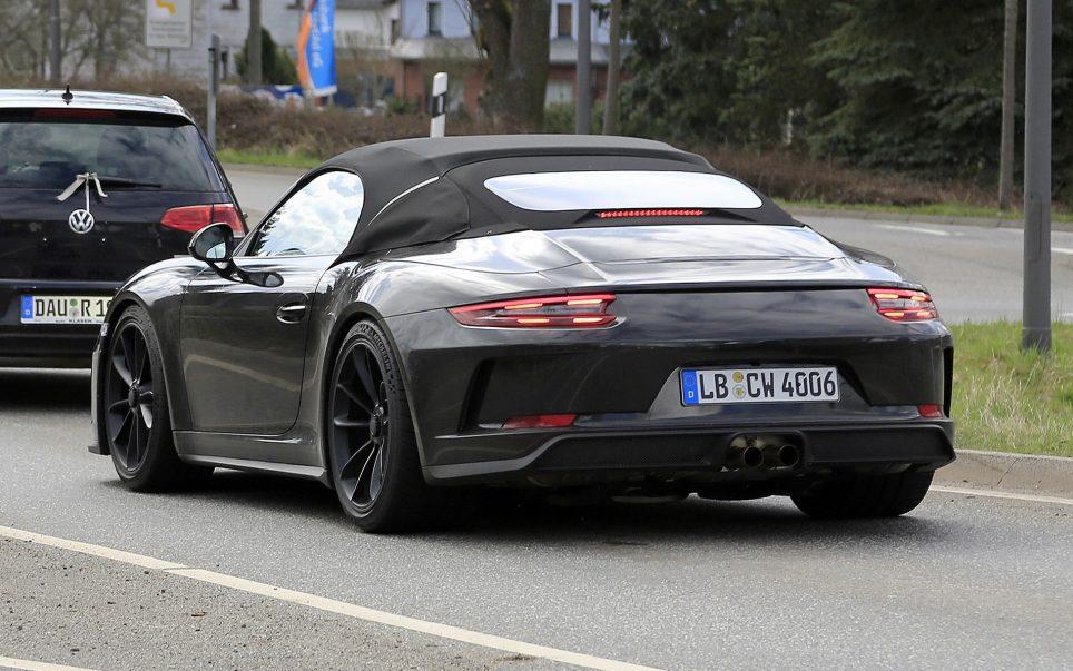 Moteur de GT3 pour la future Porsche 911 Speedster type 991 Le-cou10