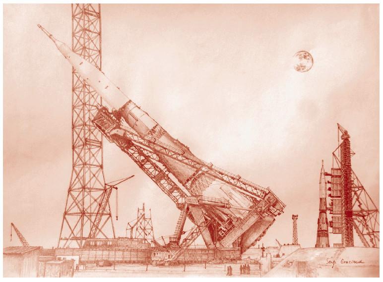 (livre) 50ème anniversaire Premier Homme sur la Lune Nadin13