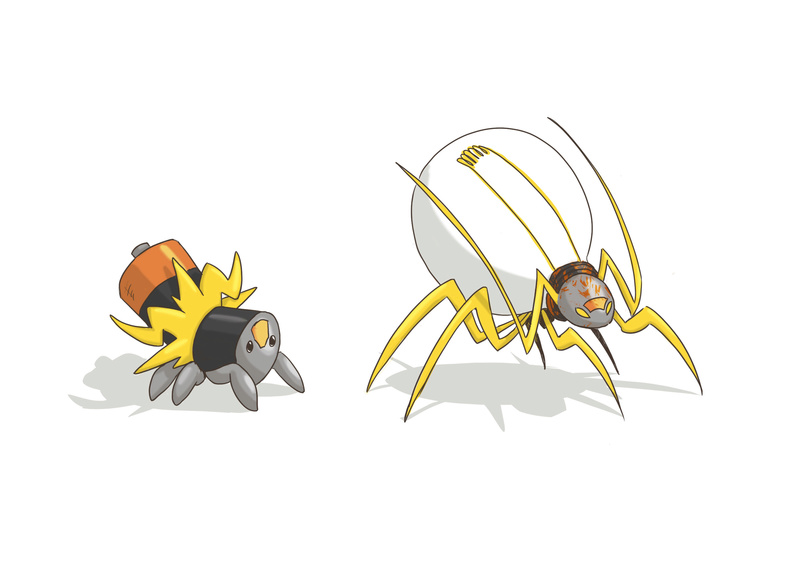 IM Challenge Nov17 – Les créatures du jeu Magaïa Pilecr12