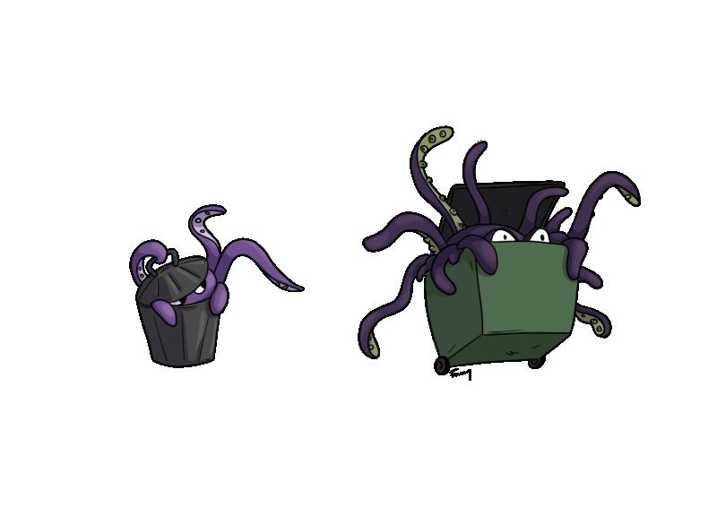 IM Challenge Nov17 – Les créatures du jeu Magaïa Poulpb11