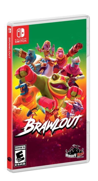 Nintendo Switch : The Good Set Brawlo10