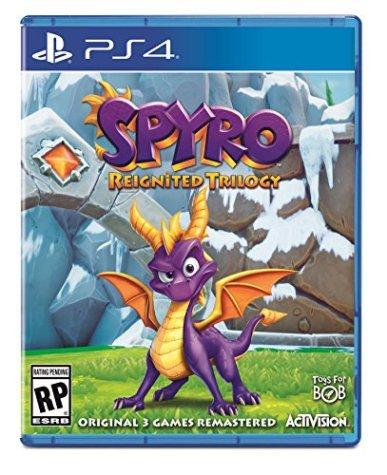 Spyro Reignited Trilogy annoncé (remake) Spyro-10