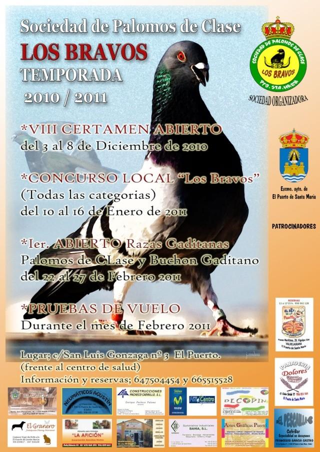CALENDARIO TEMPORADA 2010/11 Cartel10