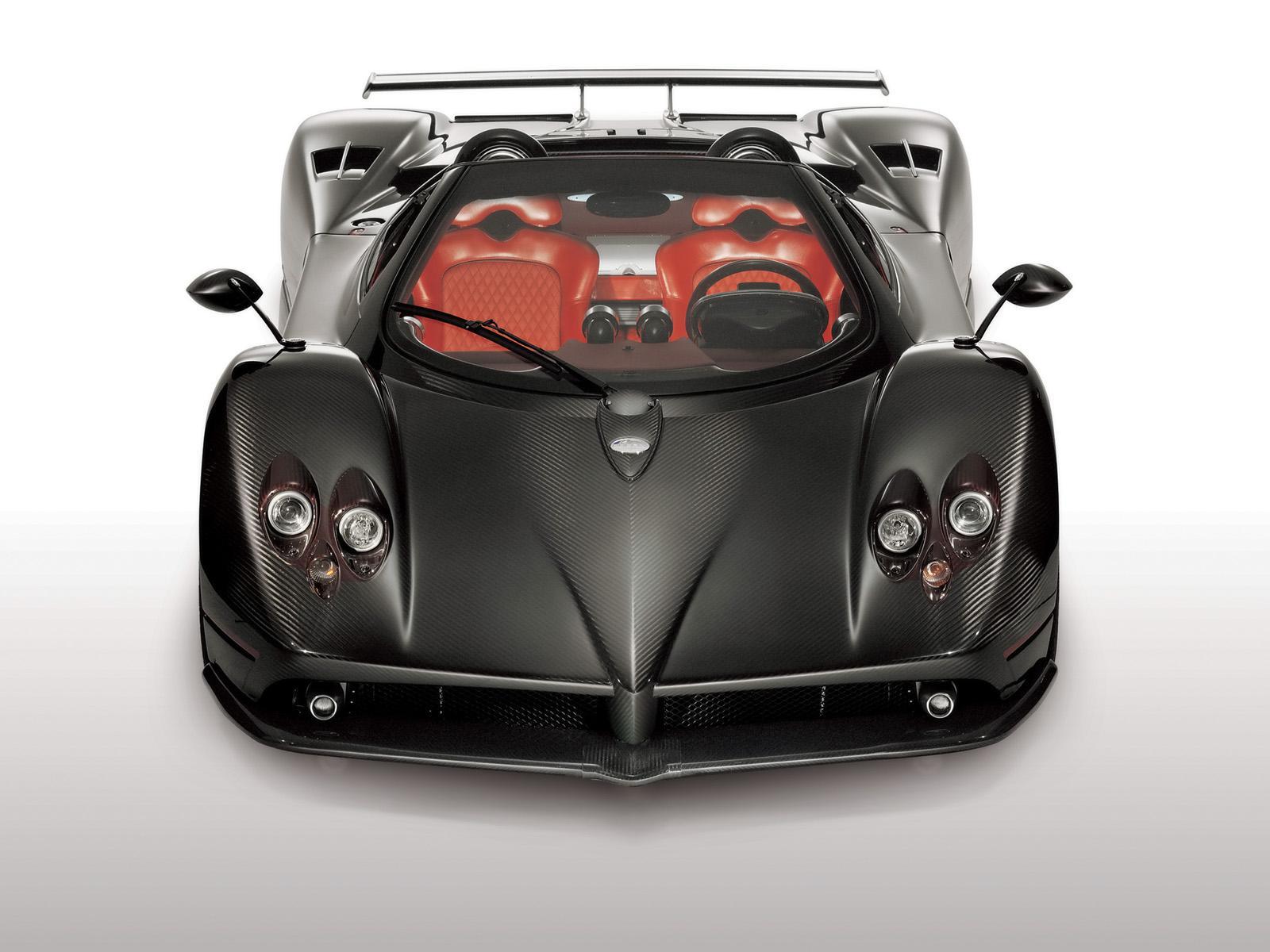 Car Collection Pagani10