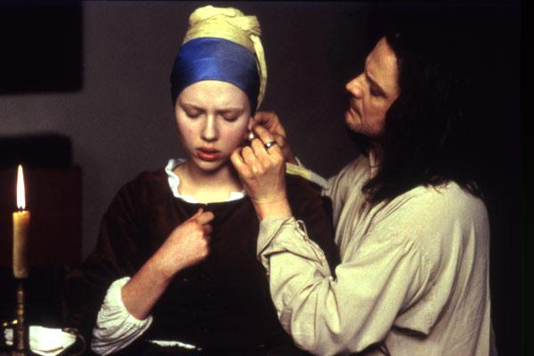 La Jeune Fille à la Perle, de Tracy Chevalier 01803010
