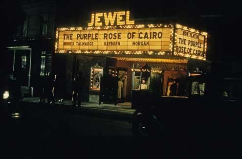 La Rose Pourpre du Caire, de Woody Allen (1985). 18889711
