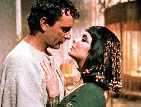 Cléopâtre, de Mankiewicz (1963).  Articl11
