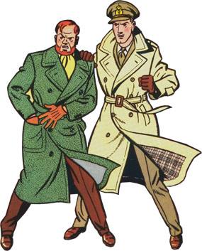 Blake and Mortimer, d'Edgar P Jacobs. Blake_10