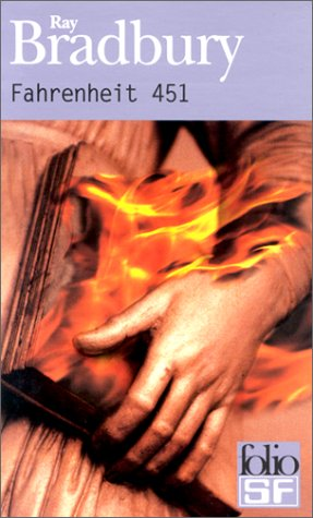 Fahrenheit 451, de Ray Bradbury. F10