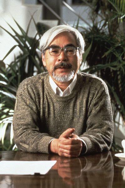 Hayao Miyazaki et les studios Ghibli Hm10