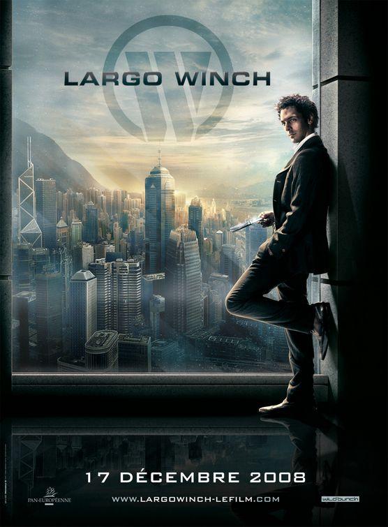 La saga Largo Winch. Largo-11