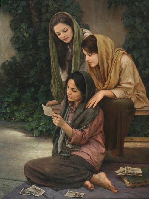 Lire Lolita à Téhéran, d'Azar Nafisi, IVème Partie (Lire Austen à Téhéran). Lire_l16