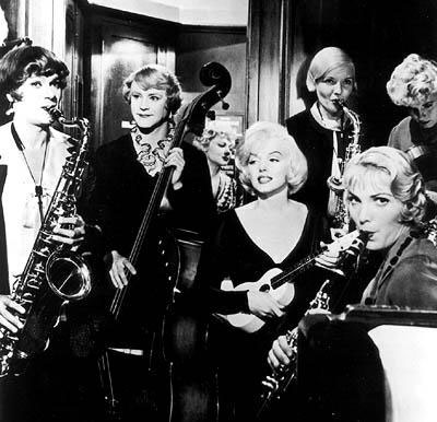 Some like it hot, de Billy Wilder (1959). Mm11