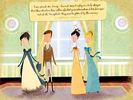 Orgueil et Préjugés, de Jane Austen (chapitres 1 à 35). Nether10