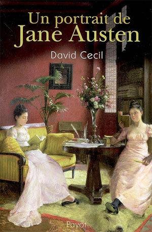 Un portrait de Jane Austen, de David Cecil. Portra11