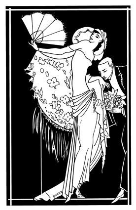Gatsby le Magnifique de Francis Scott Fitzgerald, chapitres 4 à 6. The_ro10