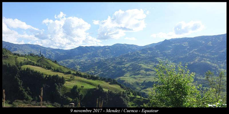 Voyage en Equateur. - Page 2 Mendez11