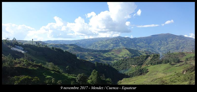 Voyage en Equateur. - Page 2 Mendez12