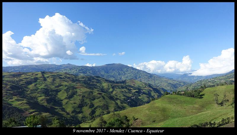 Voyage en Equateur. - Page 2 Mendez13