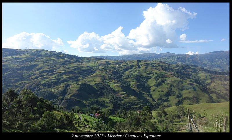 Voyage en Equateur. - Page 2 Mendez14