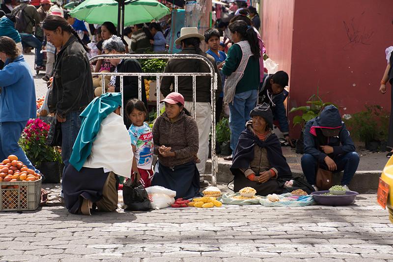 Voyage en Equateur. Otaval11