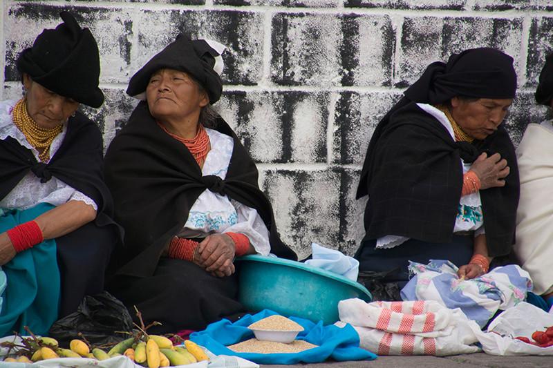 Voyage en Equateur. Otaval14