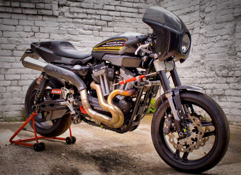 HARLEY XR 1200 EXTRA !!! Adrena11
