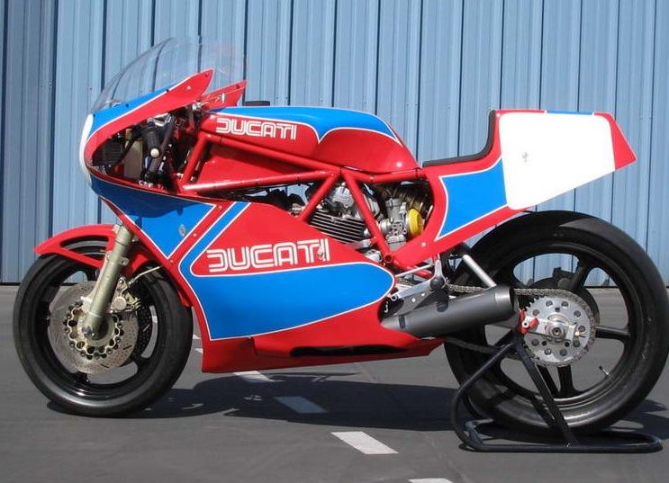 DUCATI 750 TT1 Pictu105