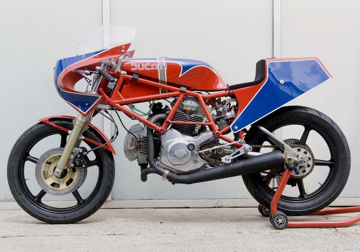 DUCATI 600 TT2, 1983 Pictu107