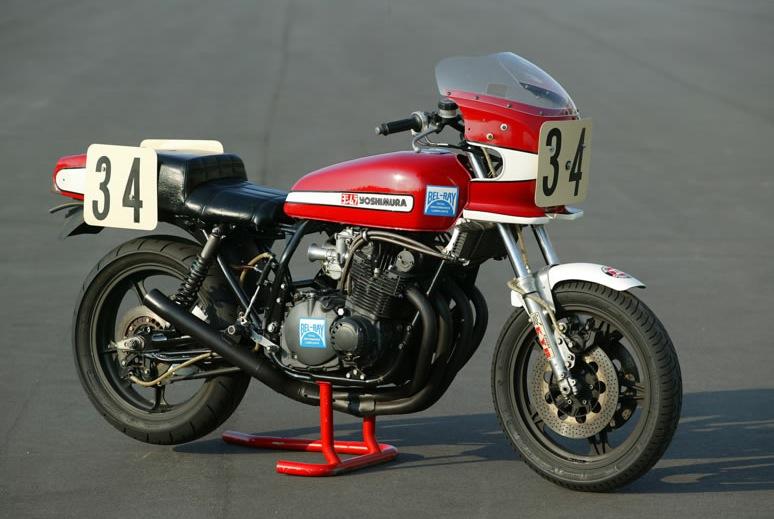 YOSHIMURA GS1000 AMA 1980 RACER Pictu153