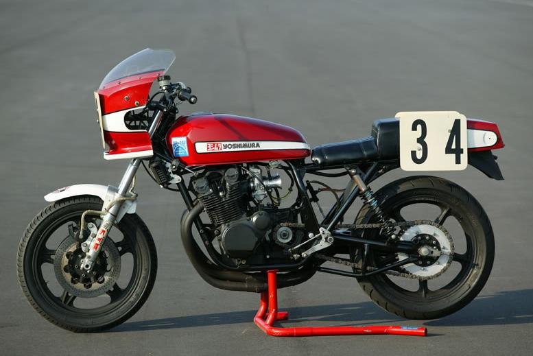YOSHIMURA GS1000 AMA 1980 RACER Pictu154