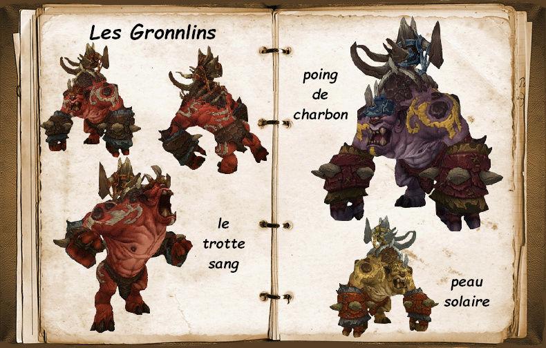 Les gronnlins et les yétis Gronnl11