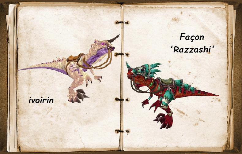 Les raptors Raptor16