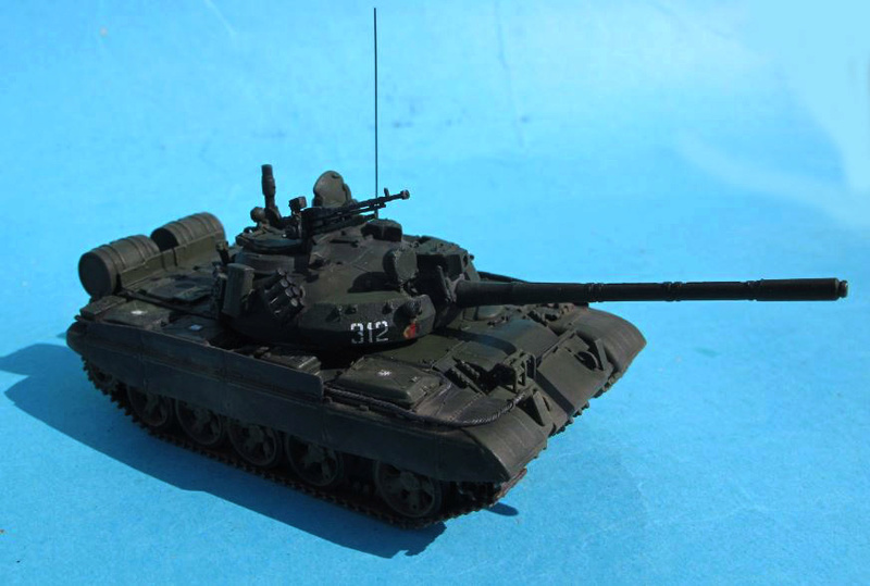 """T55 AM REVELL """"terminé"""" 010a10"""