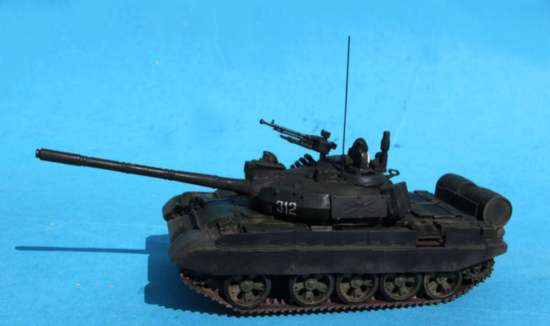 """T55 AM REVELL """"terminé"""" 011a10"""