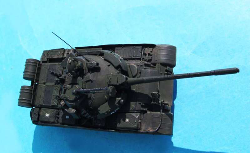 """T55 AM REVELL """"terminé"""" 012a10"""