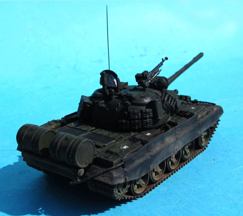 """T55 AM REVELL """"terminé"""" 013a10"""