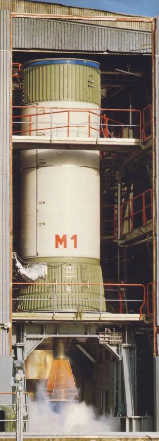 Moteur Viking des premières Ariane Ariane10