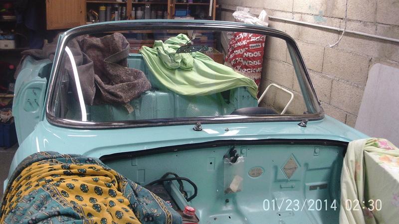 Restauration de la caravelle 1100S de juju - Page 30 Ptdc2233