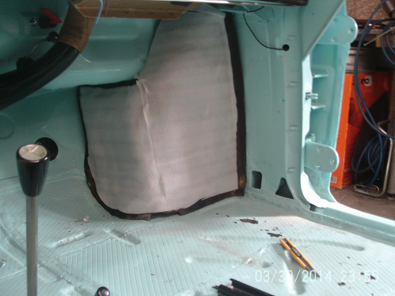 Restauration de la caravelle 1100S de juju - Page 30 Ptdc2324