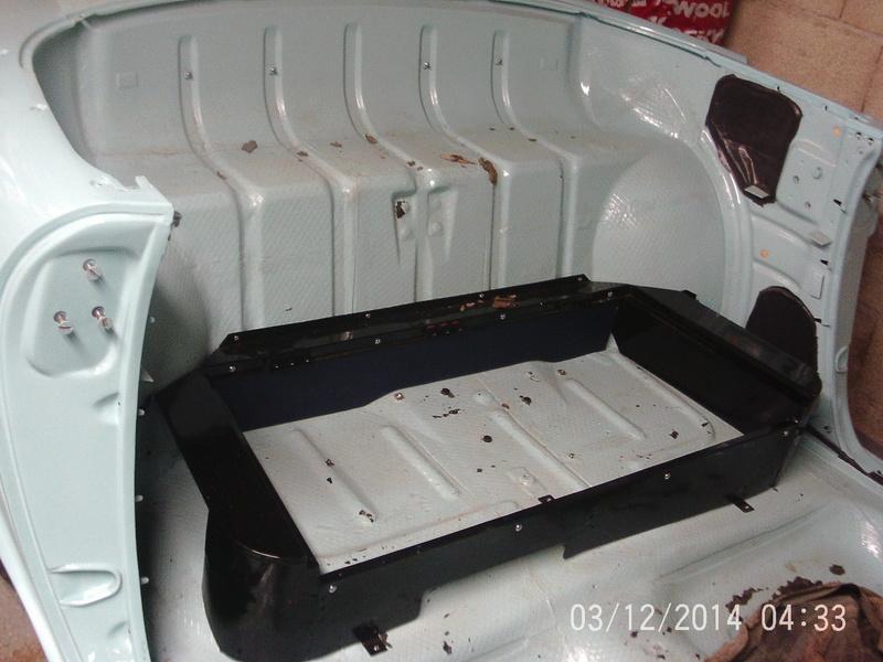 Restauration de la caravelle 1100S de juju - Page 30 Ptdc2335