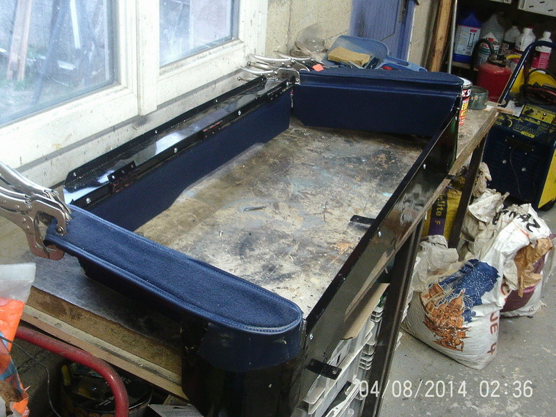 Restauration de la caravelle 1100S de juju - Page 30 Ptdc2336