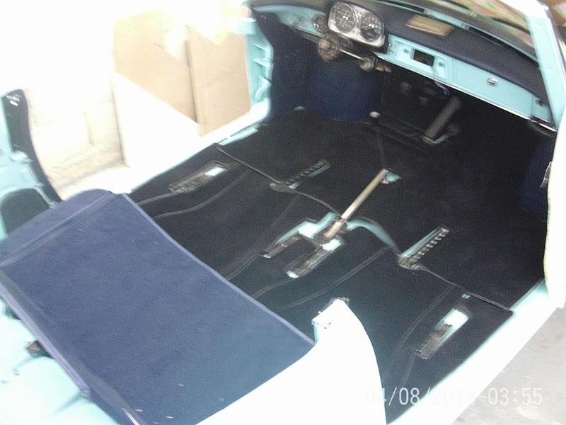 Restauration de la caravelle 1100S de juju - Page 30 Ptdc2339