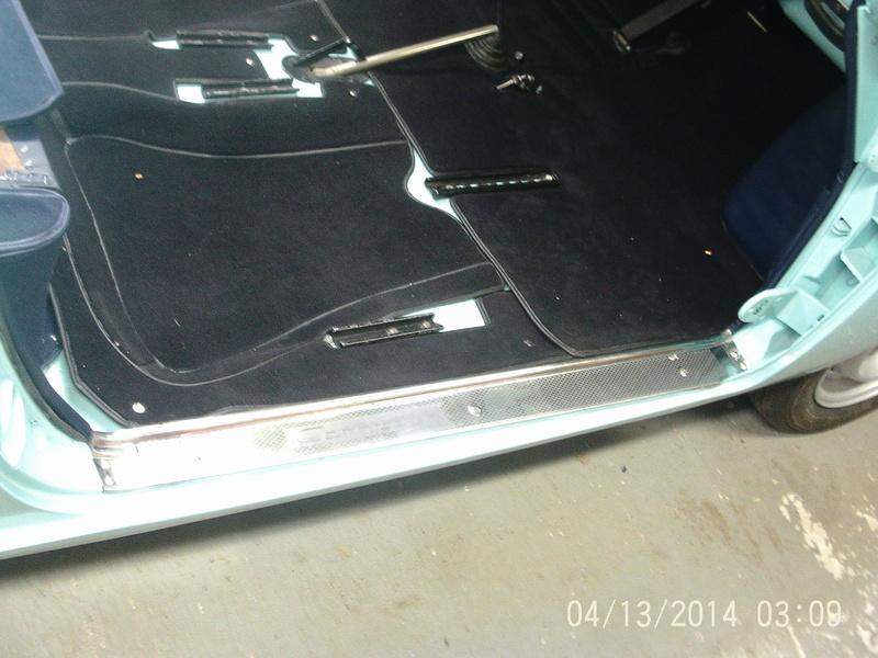 Restauration de la caravelle 1100S de juju - Page 30 Ptdc2344