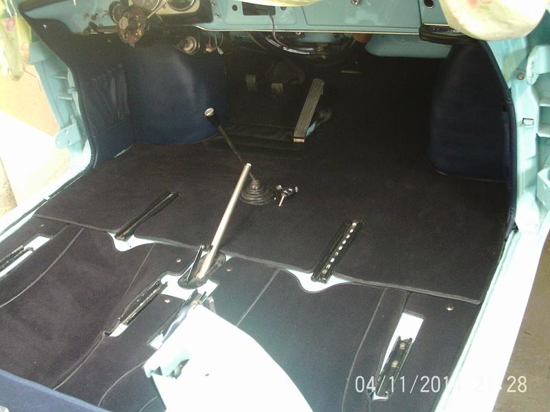 Restauration de la caravelle 1100S de juju - Page 30 Ptdc2345
