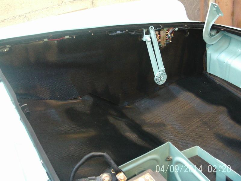 Restauration de la caravelle 1100S de juju - Page 30 Ptdc2349