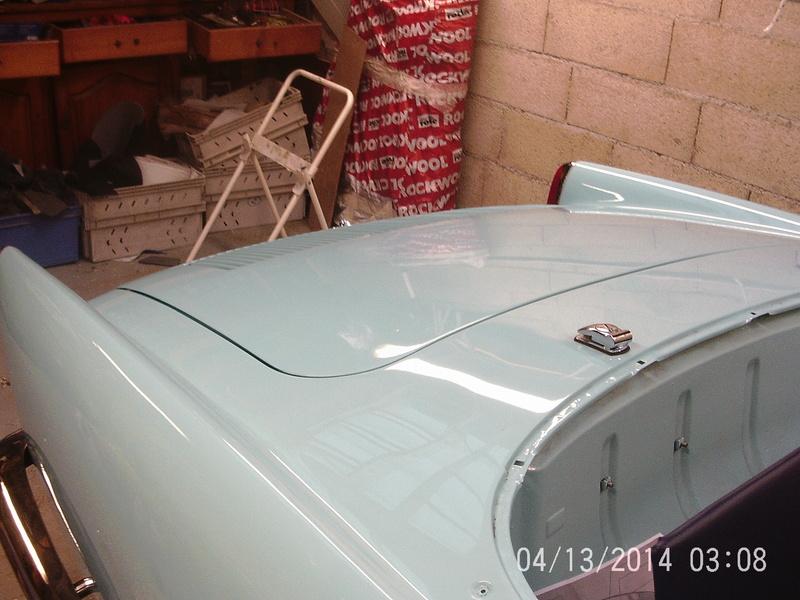 Restauration de la caravelle 1100S de juju - Page 30 Ptdc2351