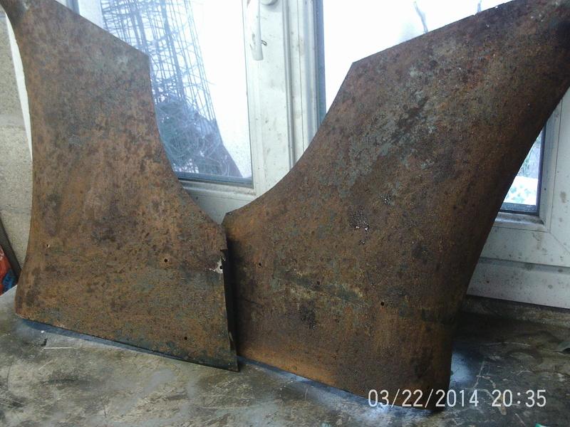 Restauration de la caravelle 1100S de juju - Page 30 Ptdc2354