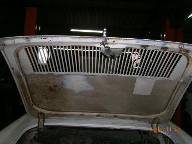 Restauration de la caravelle 1100S de juju - Page 30 Serrur10